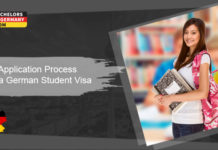 German student visa
